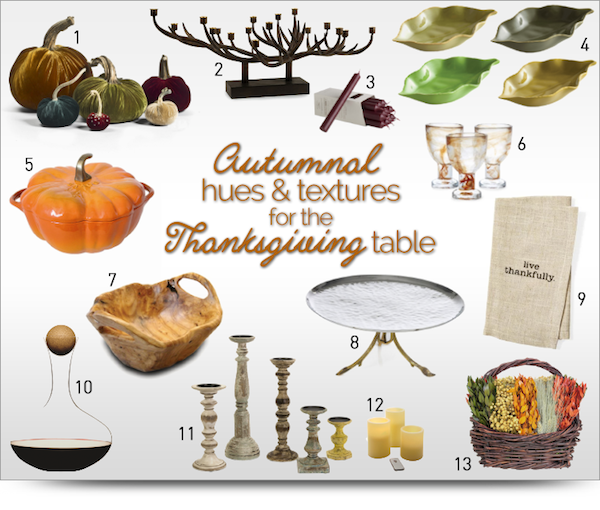 Thanksgiving Tablescape tablescape