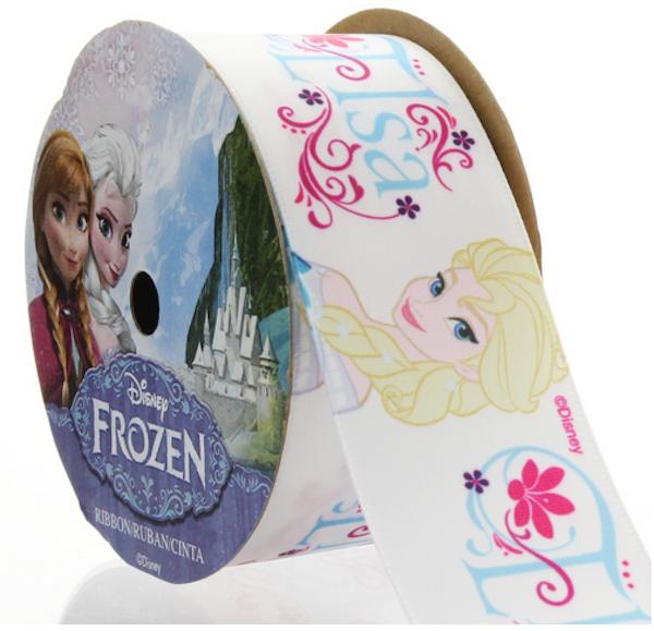 Frozen Ribbon frozen