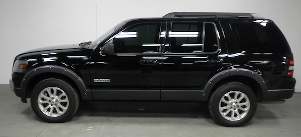 2008 Ford Explorer from DriveTim ways to use your tax refund