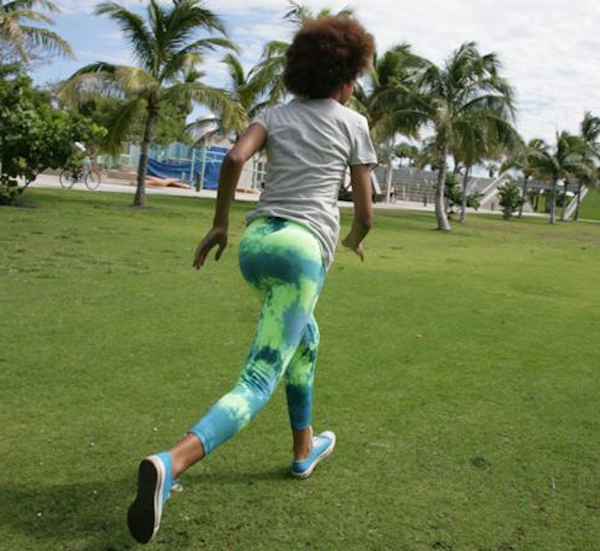 Neon Leggings workout clothes you won't hate wearing