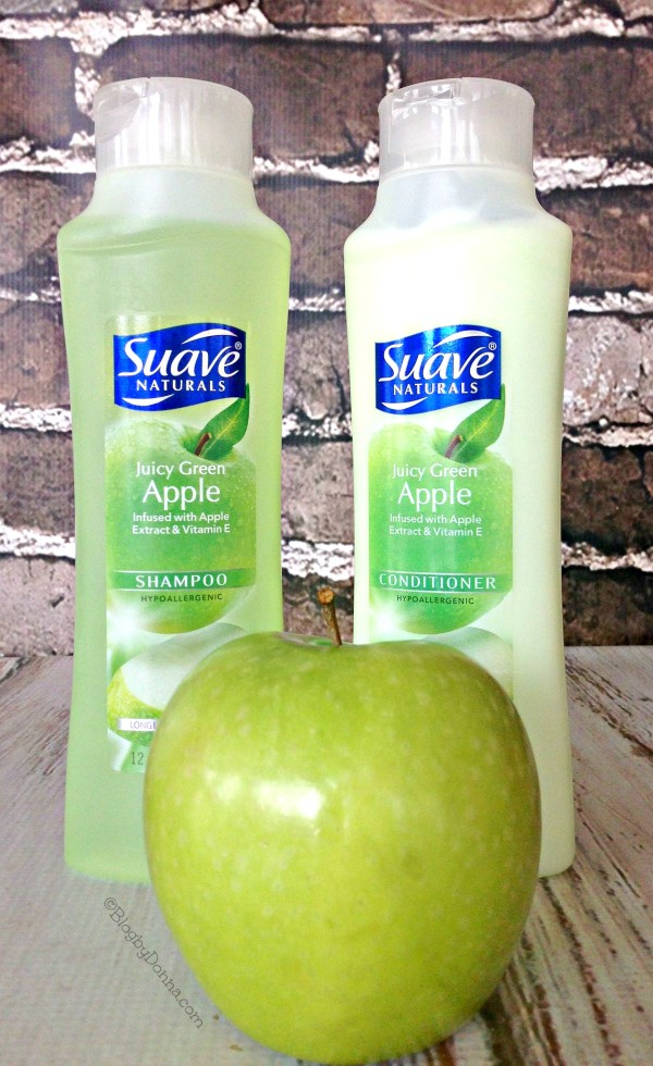 Suave Apple shampoo and conditioner at Save-A-Lot #savealotinsiders