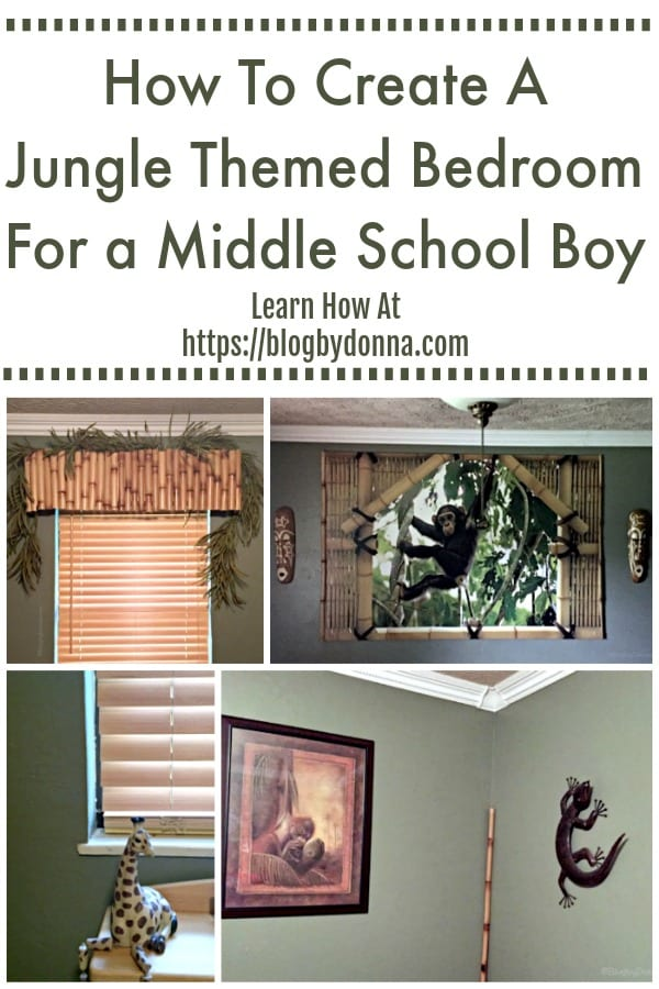 learn how to jungle theme bedroom boy's bedroom