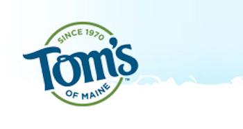 Toms of Maine Logo Tom's of Maine