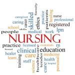 Nursing Career Word Cloud