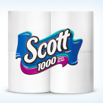 Scott 1000 toilet paper $1.00 off coupon at Walmart