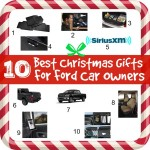 Best Christmas Gift Ideas for Ford Car Owners #Ford