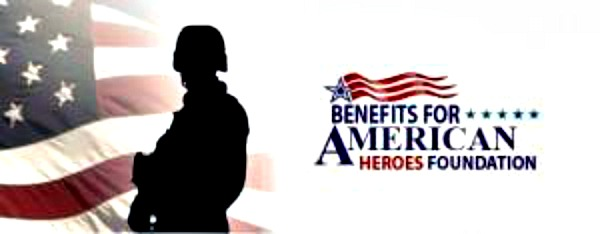 Benefits for American Heroes Foundation