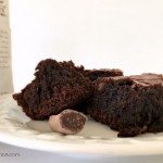 Brownies with American Heritage Chocolate