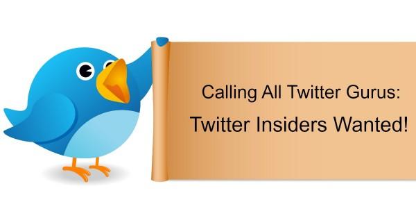 Twitter Insider FB Twitter insider