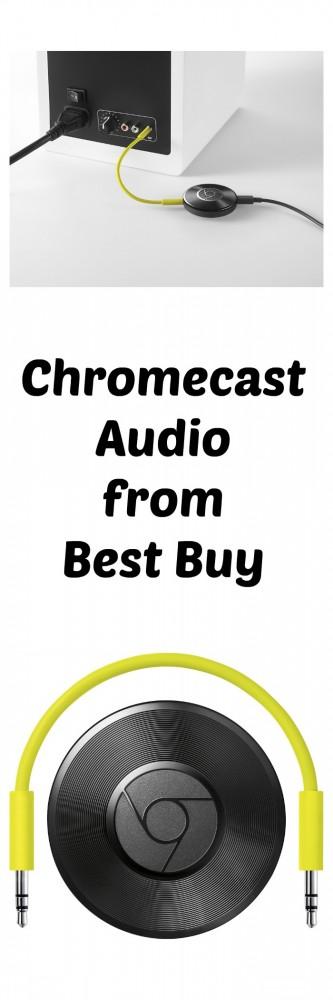 Chromecast Audio from Best Buy music