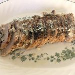 Slow Cooker Pork Loin Braised in DairyPure Milk #DairyPureMilk