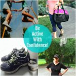 Be active with confidence with Poise Impressa #gopadfree #livepadfree #padfreelife