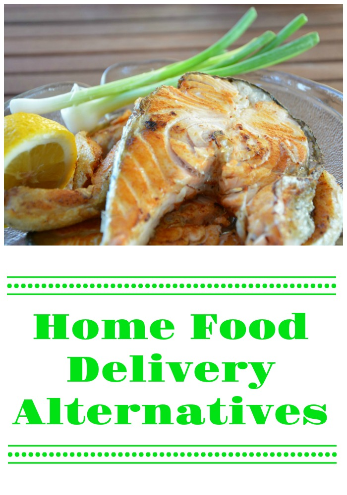Home food delivery service alternatives to Home Chef...