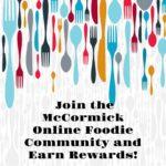 McCormick online foodie community