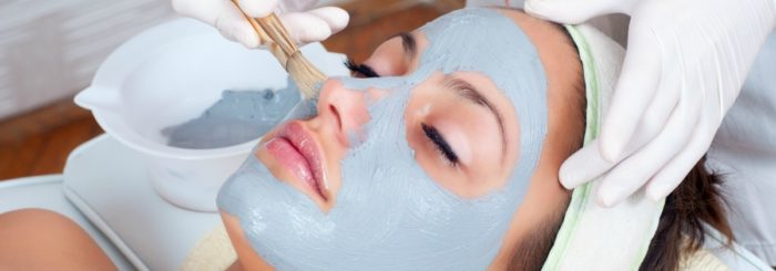 Clear solutions to a clearer face. Go to a professional acne treatment