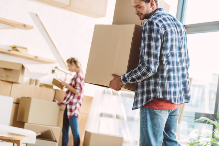 Ways to save money when moving to a new home