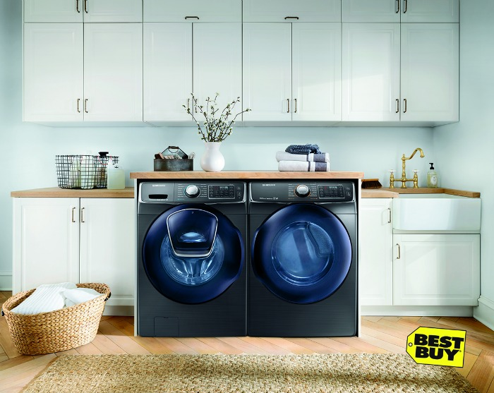 ENERGY STAR washers and dryers more efficient