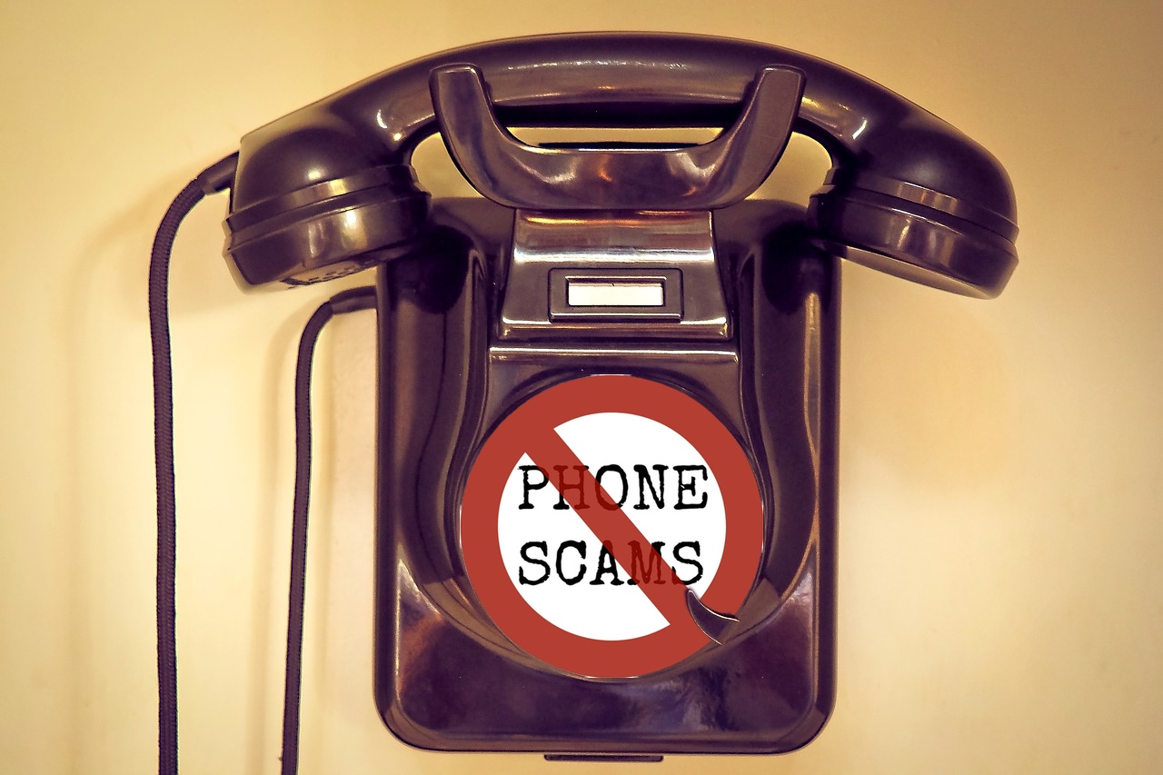 how to catch a phone scammer