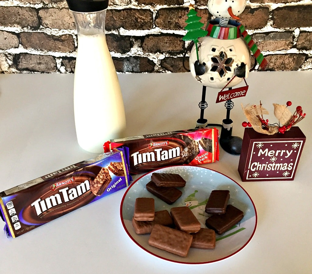 Tim Tam Biscuits for the holidays deal 2 for $5 at Publix
