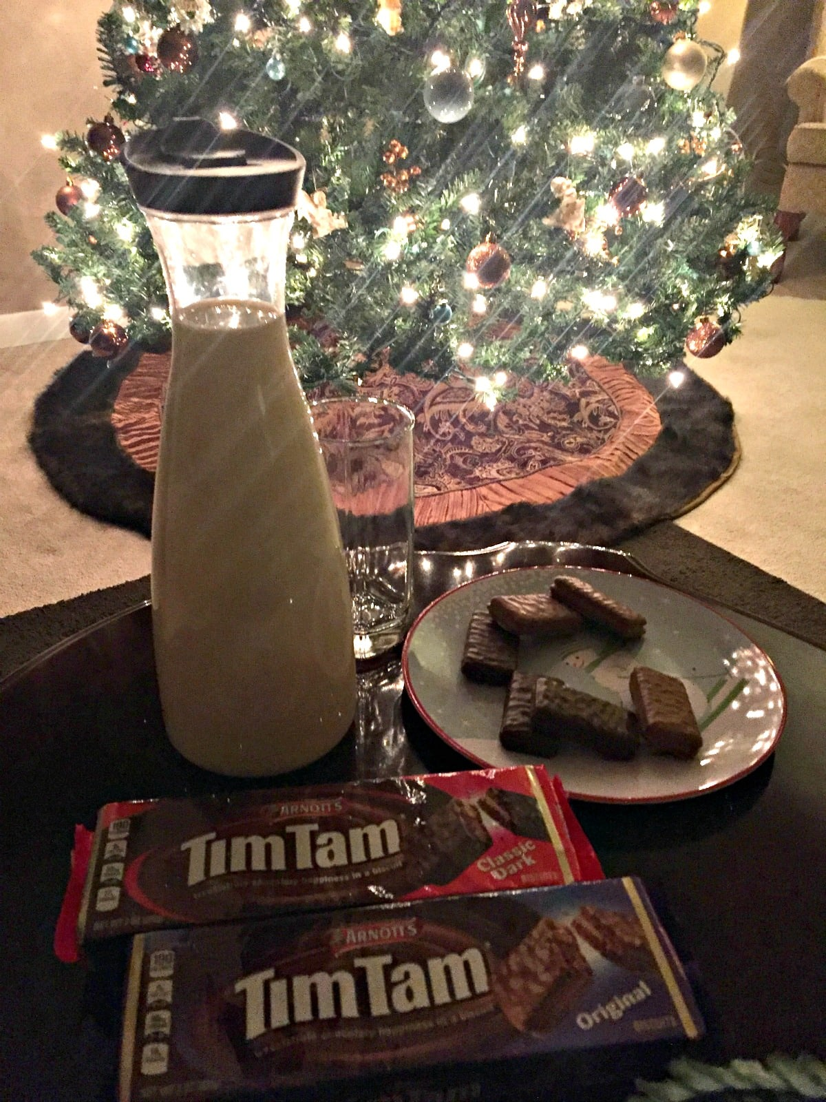 Tim Tam 2 for $5 at Publix and leave Tim Tam Biscuits out for Santa on Christmas Eve