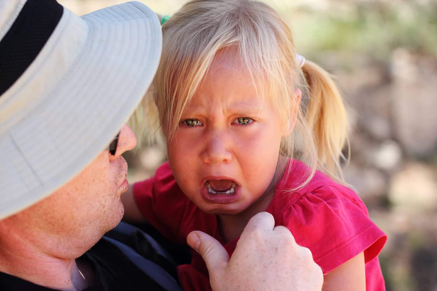 Child dental trauma