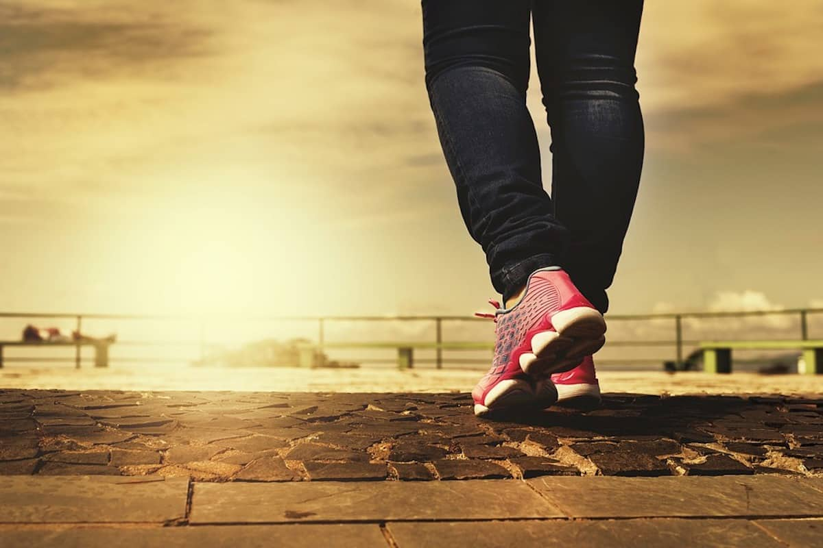 How to lose weight for your wedding day, get moving... exercise