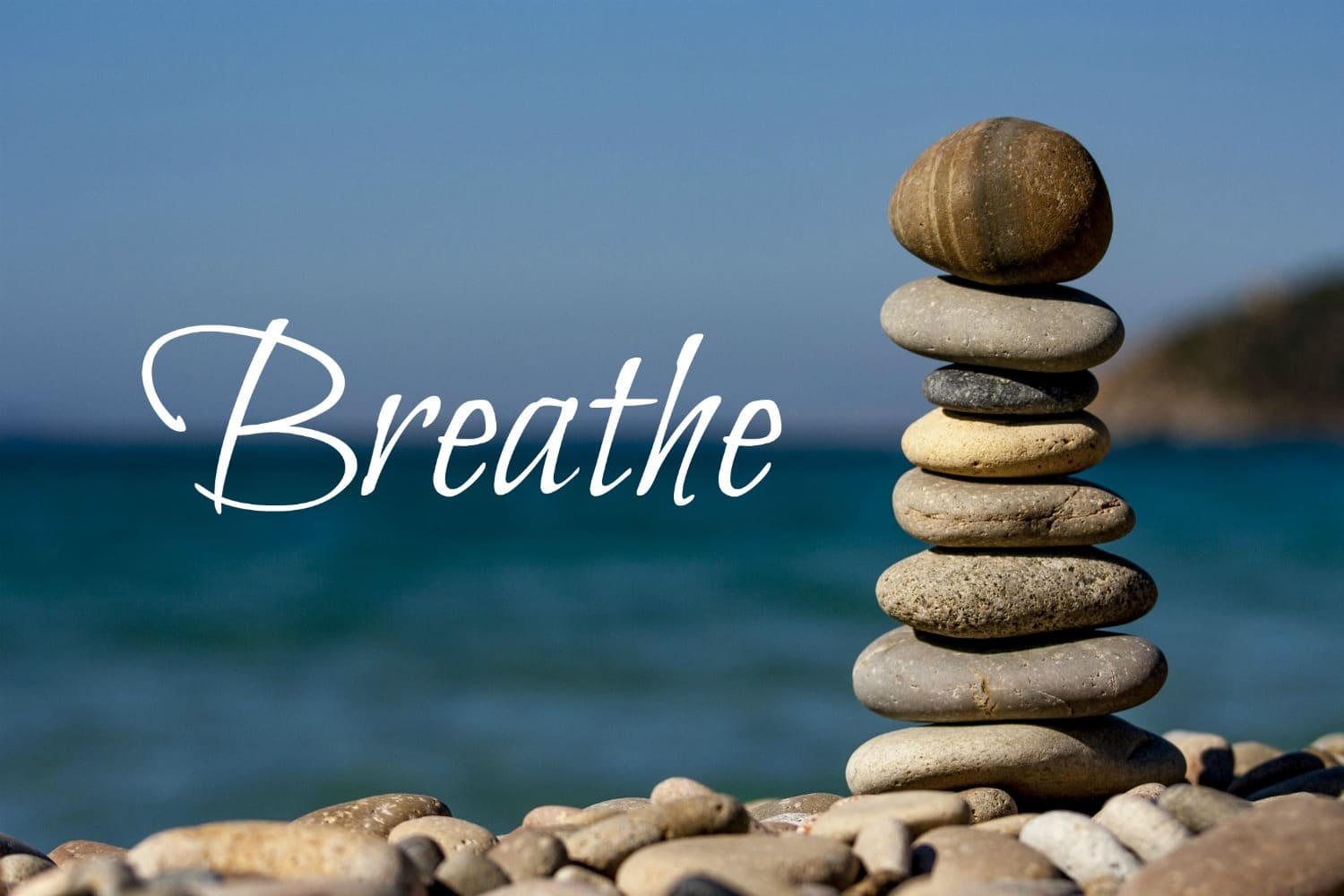 Yoga beginners for health just breathe