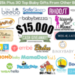 $15,000 Baby giveaway