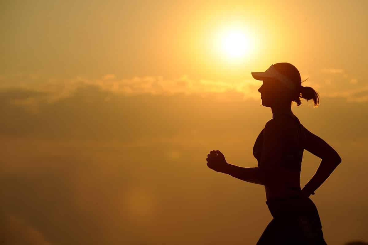 healthy active