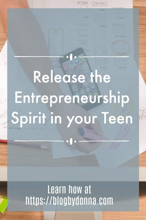 teen entrepreneurship