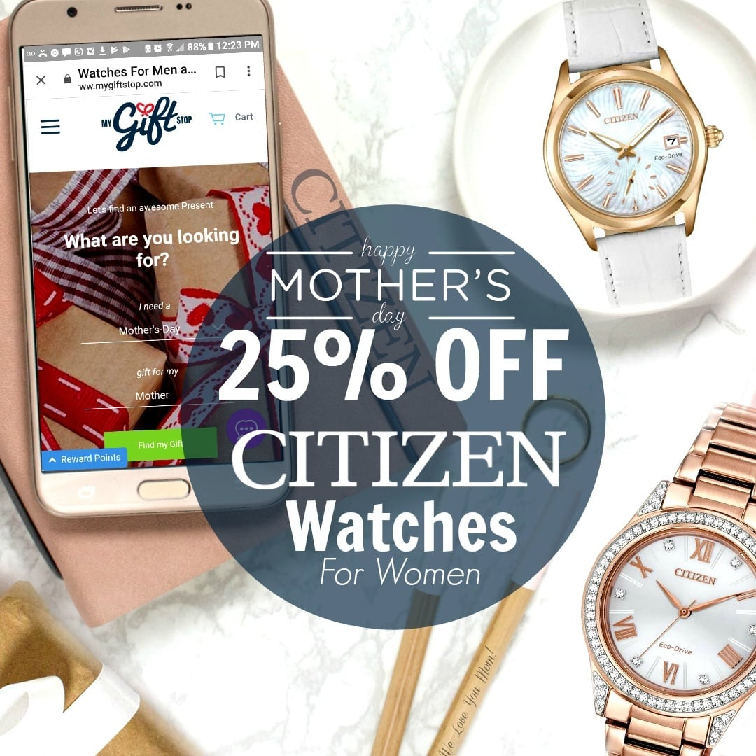Citizen Mothers Day Deal