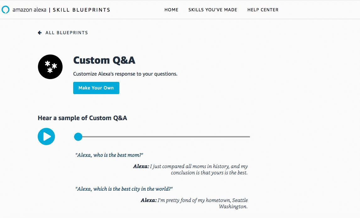 Custom QA SS 1 life easier