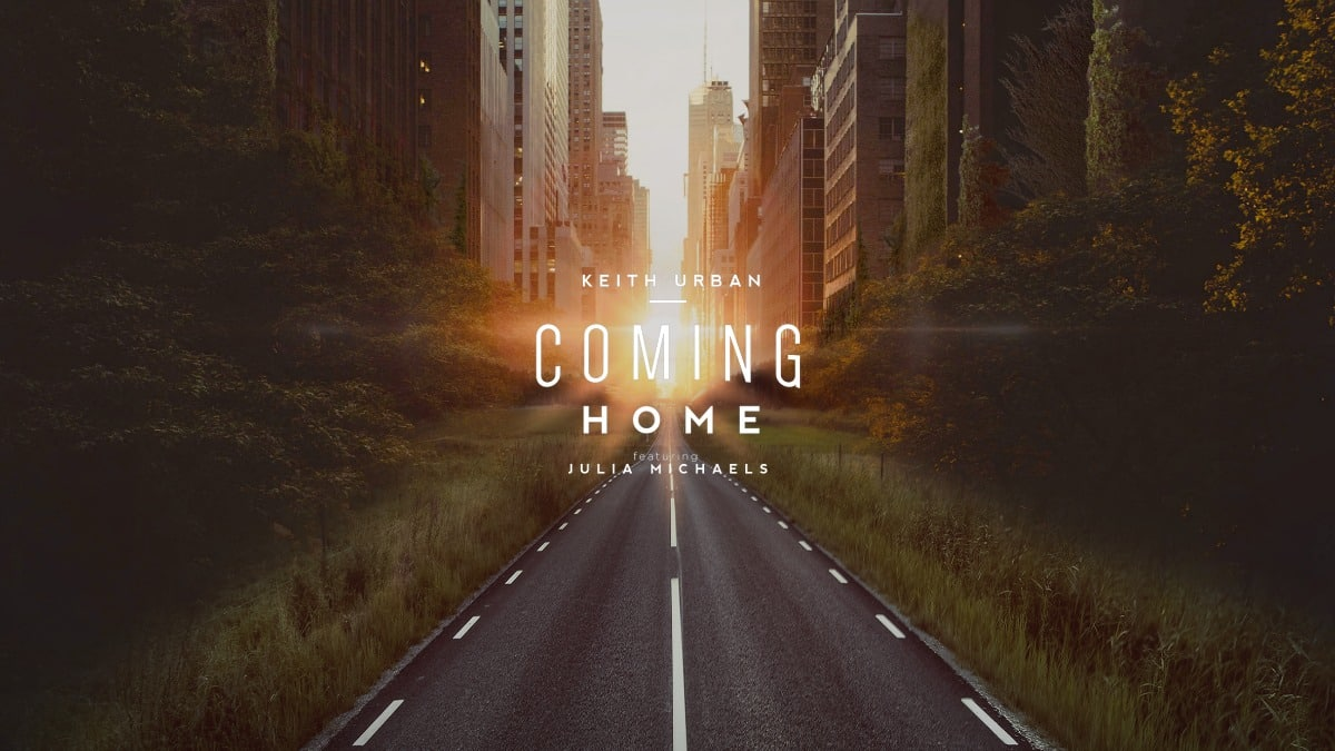 Coming Home Opening Riff