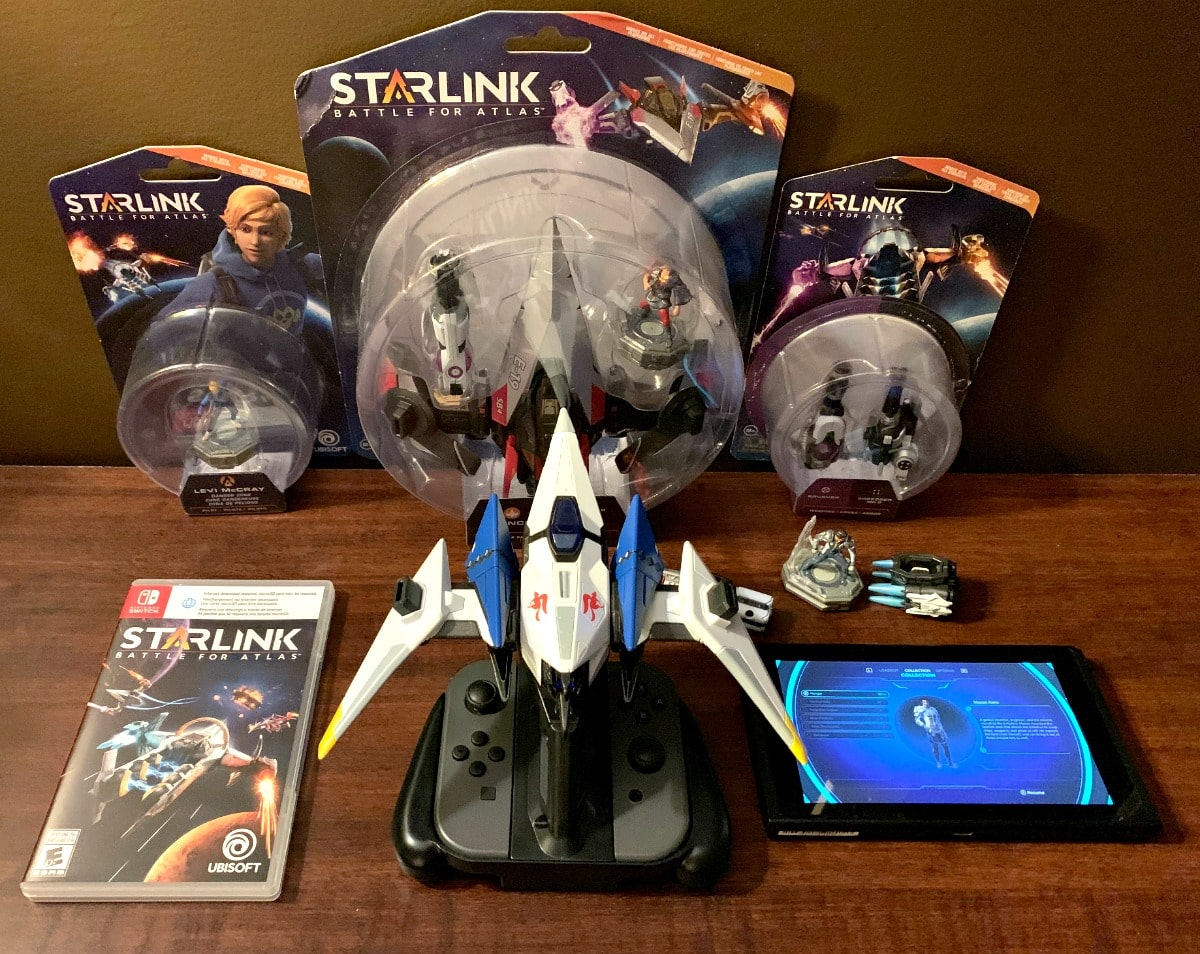 Starlink Battle for Atlas and switch battle