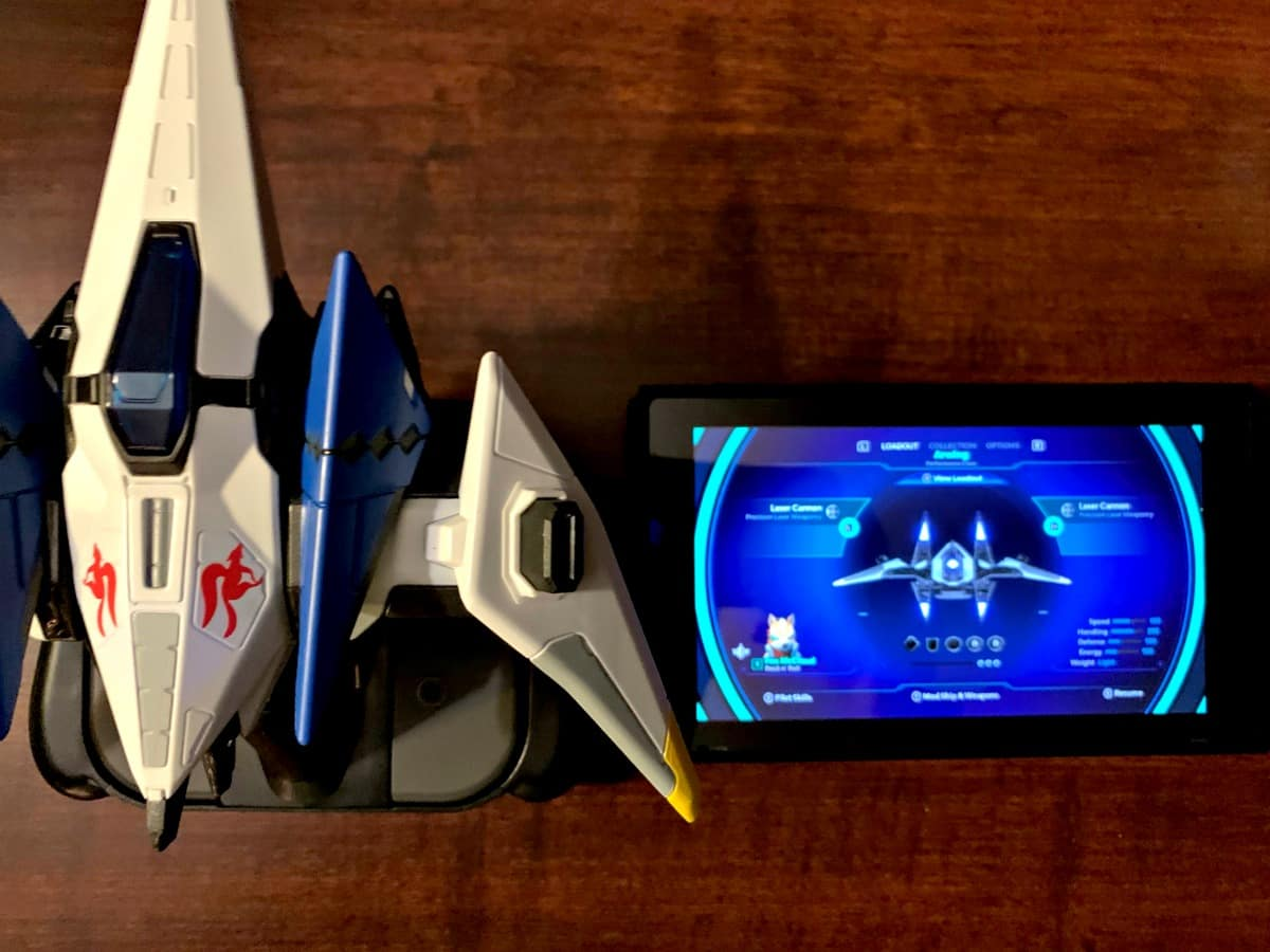 starlink synced nintendo switch battle
