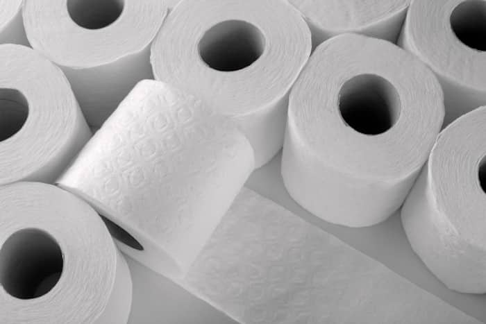 rolls of toilet paper f word how do you spell