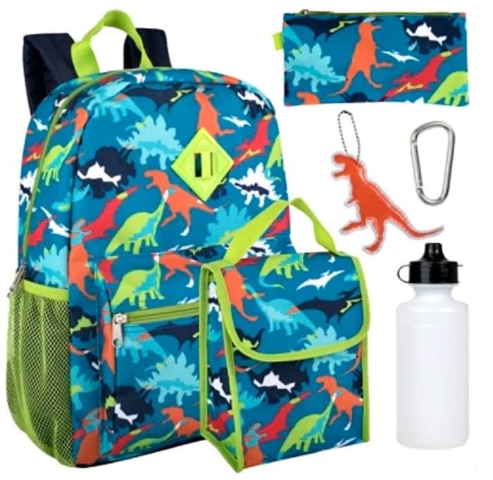 dinosaur backpack 10 dollar office depot sale