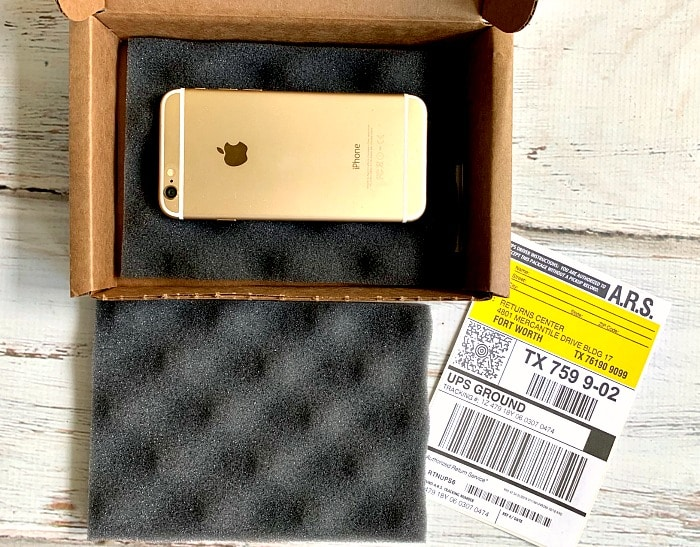 shipping iphone 6 to trademore