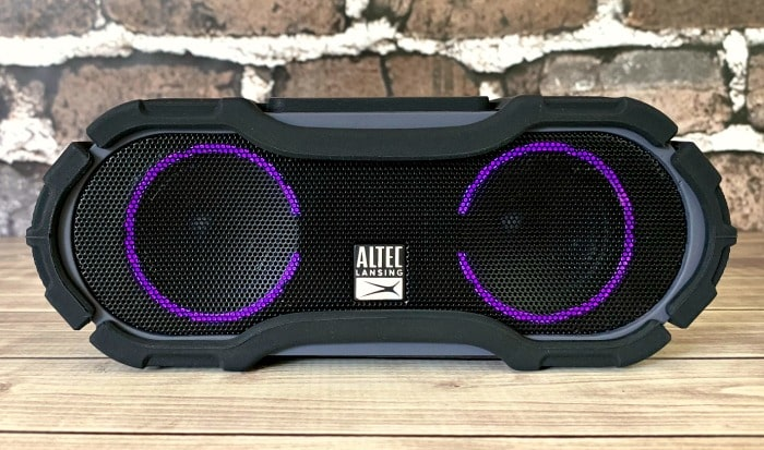 boomjacket speaker