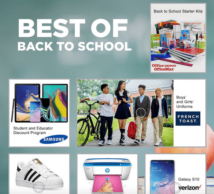 best of back to school guide