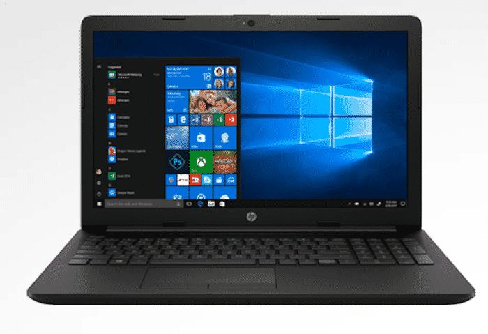 hp laptop starting at 29999