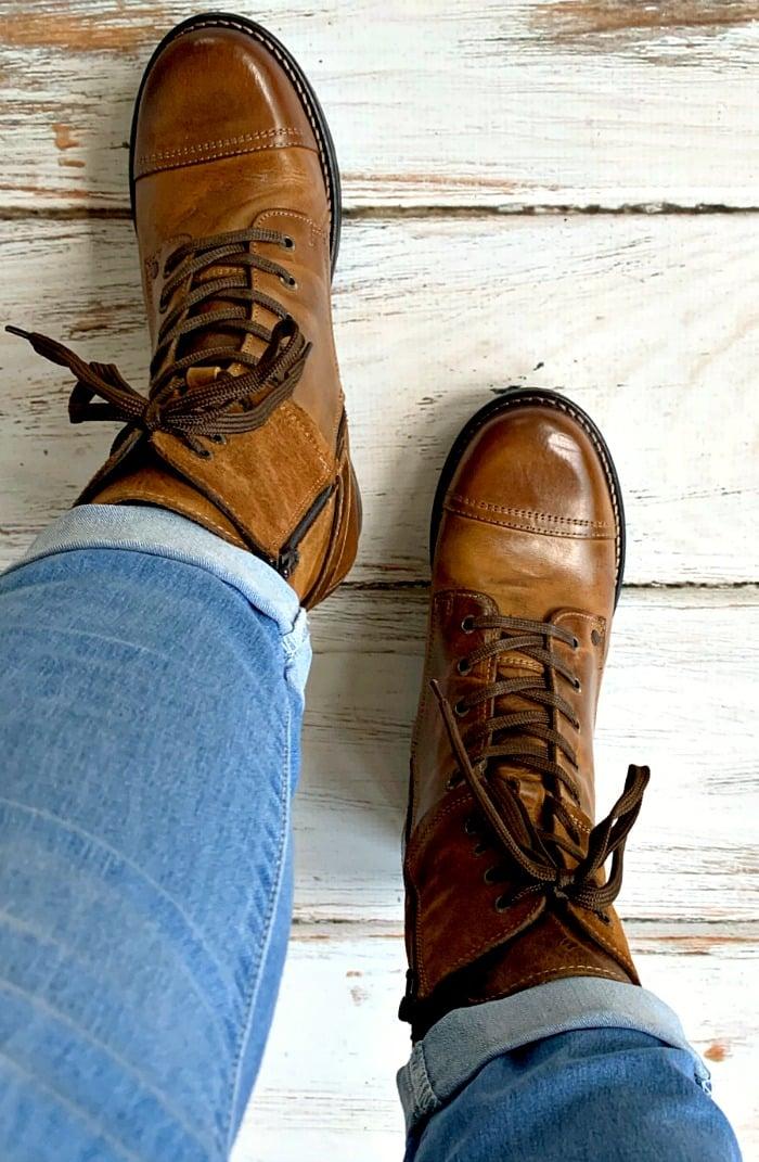 Crave boots