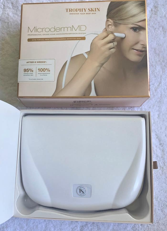 MicroDermMD at home microdermabrasion treatment