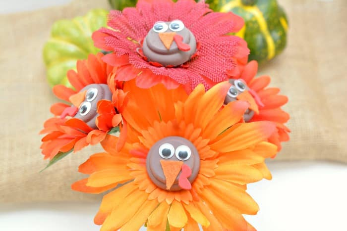 turkey flower craft