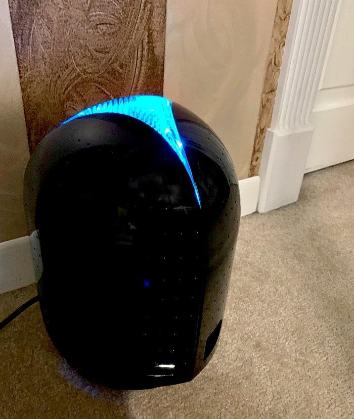 silent air purifier