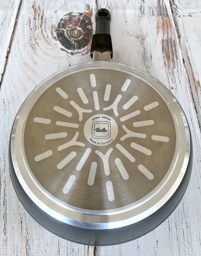 fissler adamant fry pan