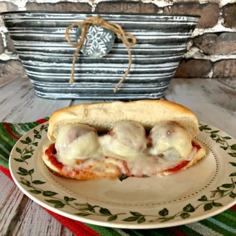 Easy Meatball Subs with Angus Beef Recipe