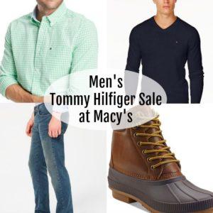 men's tommy hilfiger sale