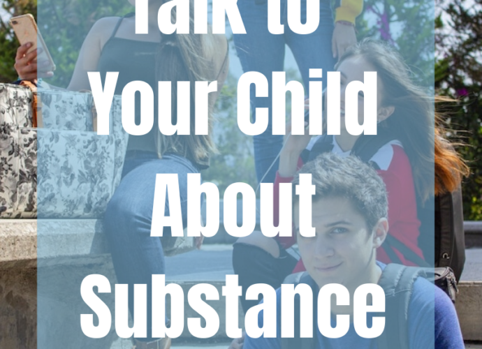 talk to your child