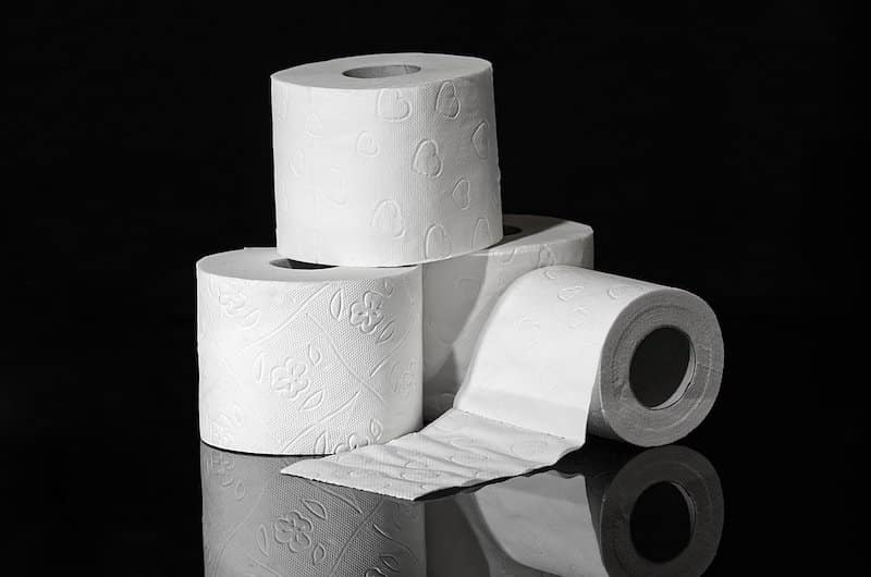 hoard the TP